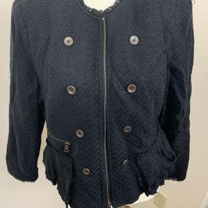 Worthington Jackets & Coats - womens PXL Worthington black blazer